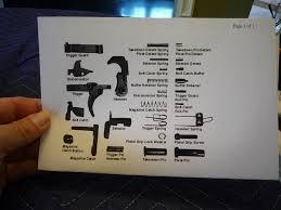 ar 15 parts kit doublebhomestead