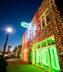automobile alley christmas lights merry and bright oklahoma city a better life