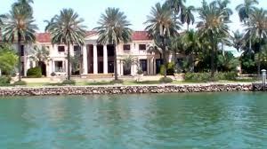 Celebrity Homes In Beverly Hills by Miami Boat Tour Celebrity Homes Pt4 Youtube