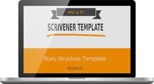 Scrivener Resume Template Scrivener Template 4 Story Structure Template Scrivener Tips
