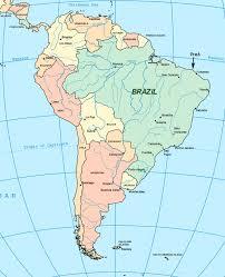 south america map equator vila prea hotel jericoacoara brazil eco