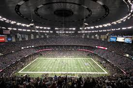 mercedes dome orleans mercedes superdome orleans saints football stadium