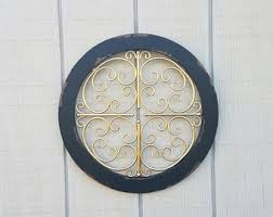 Iron Wrought Wall Decor Large Metal Wall Art Large Wrought Iron Wall Decor