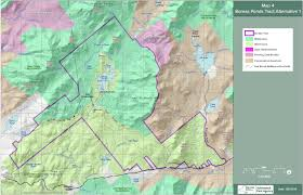 Adirondack Mountains Map Boreas Ponds Classification Proposals