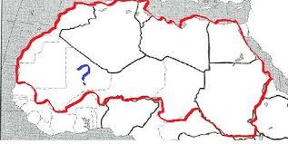 africa map quiz capitals northern africa map quiz proprofs quiz