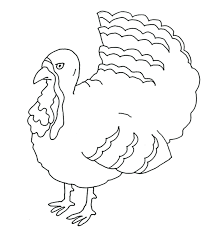 thanksgiving coloring pictures for adults turkey page from gallery