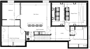 basement design plans walkout basement floor plans google search