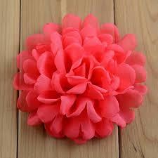 Fabric Flowers Aliexpress Com Buy 20pcs Lot 4
