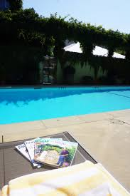 a day of r u0026 r at the hotel healdsburg pool u0026 spa the jetsetting