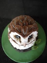 owl cake barn owl cake gloverly cupcakes