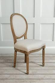sedie rovere sedia stile francese luigi xvi in rovere massiccio pattinata e con