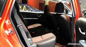 Interior Mobilio First Impression Review Honda Mobilio Facelift 2017 Autonetmagz