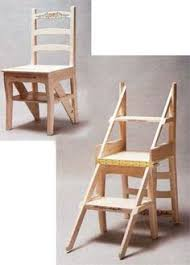 Free Wooden Step Stool Plans by Convertible Step Stool U0026 Chair Downloadable Plan Stool Chair