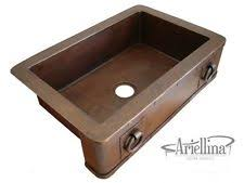 Copper Kitchen Sink EBay - Cooper kitchen sink