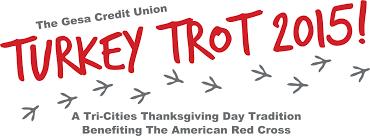 thanksgiving day turkey trot 12th annual gesa credit union turkey trot 2015 registration thu