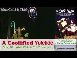 cy10 what child is this piano solo jazz christmas youtube