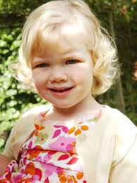 normal hair length for two year old two year old matilda becomes youngest ever girl in mensa daily