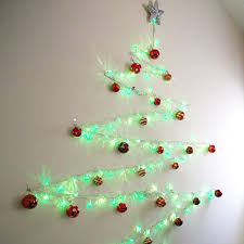 How To String Christmas Tree Lights by String Lights Christmas Tree