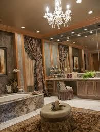 bathroom crown molding ideas sparkling ways of adding a chandelier to your dream bathroom ideas