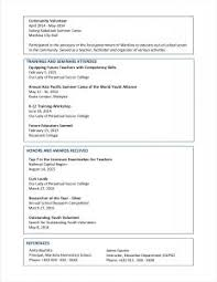 Flight Attendant Resume Templates Examples Of Resumes 93 Exciting Usa Jobs Resume Format For Jobs