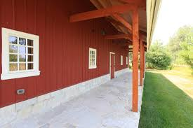 Gambrel Barns by Traditional Wood Barn Great Plains Gambrel Barn Project Dsw0612