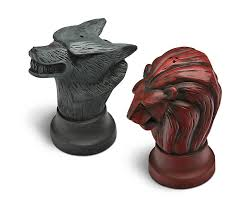 of thrones map marker salt and pepper shakers thinkgeek