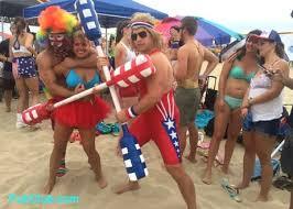 Halloween Events Redondo Beach Visitors Bureau Smackfest 2017 Date Hermosa Beach U0027s Costume Volleyball Event