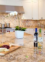 Backsplash Ideas For Kitchens With Granite Countertops 137 Best Backsplash Ideas Granite Countertops Images On Pinterest