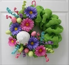 easter wreath diy burlap easter wreath the wreath depot