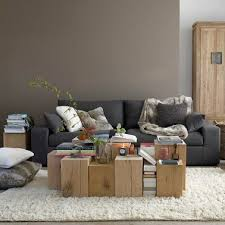 canape gris anthracite la couleur taupe inspire la déco de la maison déco cool