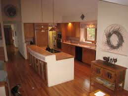 free standing kitchen island with breakfast bar kitchen surprising ideas for kitchen design using cherry wood