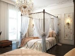 chambre lit baldaquin idees deco chambre idace dacco chambre adulte vintage avec lit