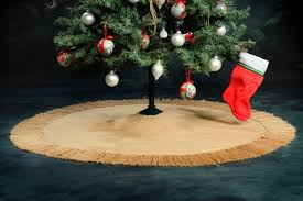 tree skirts shop online burlap tree skirt 90 inches all jute