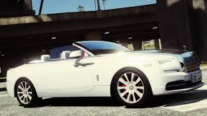 roll royce sport car 2017 rolls royce dawn replace gta5 mods com