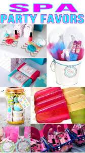 where to buy party favors spa party favor ideas spa party favors spa birthday and