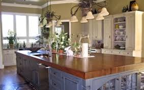Wood Tops For Kitchen Islands Custom Wood Countertops Kitchen Island Tops Butcher Blocks And