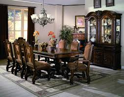 Cherry Dining Room Table And Chairs Neo Renaissace 2400 Dining Room Collection