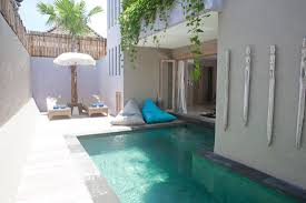 2 bedrooms villa in seminyak bali hotel private pool honeymoon