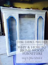 Painting Wood Furniture by Why How To Prime Wood Furniture Jenna Burger