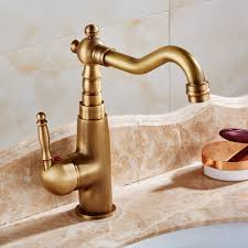 Antique Copper Kitchen Faucet Compare Prices On Kitchen Bathroom Basin Online Shopping Buy Low