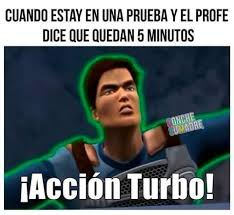 Turbo Meme - accion turbo xd meme by aquafenix memedroid
