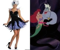 Disney Halloween Costumes Girls Sassy Ursula Halloween Costume Skinny Girls Size