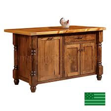 amish furniture kitchen island usa made kitchen islands made in america dining room furniture
