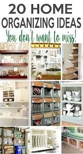 remodelando la casa 20 home organizing ideas you don u0027t want to miss