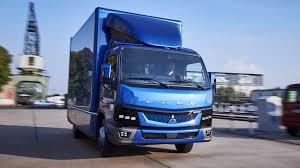 mitsubishi fuso logo ups adds mitsubishi fuso ecanter electric truck to its u s fleet