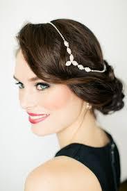 hair and makeup vintage 20 elegant art deco bridal hair makeup ideas chic vintage brides