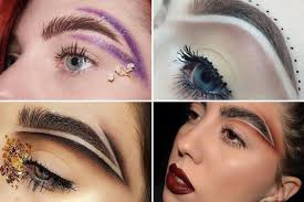 How To Shape Eyebrows With Concealer Eyebrow U0027carving U0027 Is The Latest Bonkers Beauty Trend To Take