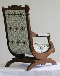 Rocking Chair And A Half My Mom Has A Rocker Just Like This Different Fabric Never Seen