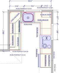 How To Design A New Kitchen Layout This An Example Of A Cramped Poorly Designed U Shaped Ikea