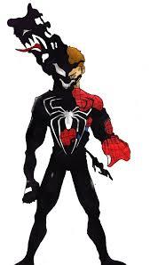 spiderman black juvant deviantart